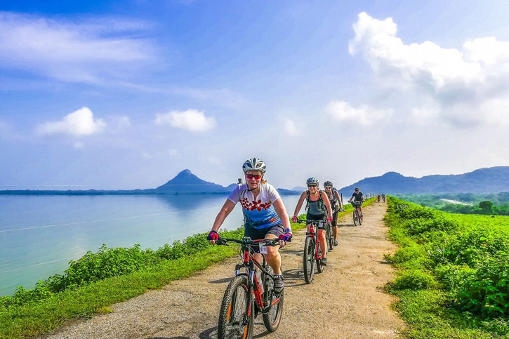 Cycling Sri Lanka